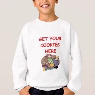 Plätzchen Sweatshirt