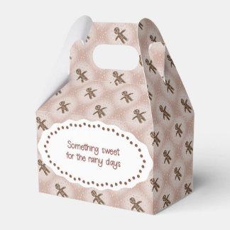 Plätzchenkasten etwas süß für die regnerischen geschenkschachtel