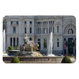 Plaza de Cibeles, Madrid-Prämien-Magnet Magnet
