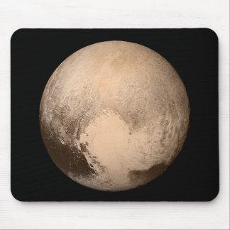 Pluto-Herz Mousepad