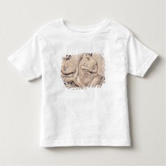 Poesie und Musik Kleinkinder T-shirt