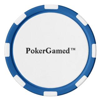 PokerGamed™ Poker-Chips Poker Chip Set