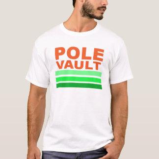 Pole-Wölbungs-Shirt inspiriert fantastische Höhen! T-Shirt