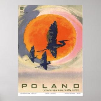 Polen: Wo Sie wirklich euch entspannen können, Poster