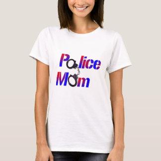 Polizei-Mamma T-Shirt