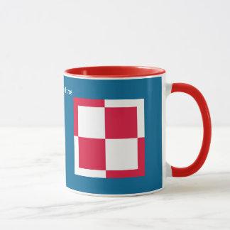 Polnische Luftwaffe Roundel Kaffee-Tasse Tasse