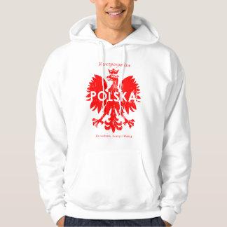 Polnisches Eagle Symbol Polens Rzeczpospolita Hoodie