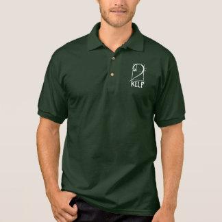Polo-Shirt mit KELP-Logo Poloshirt