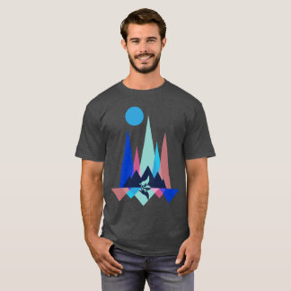 Polygon-Gebirgswolf T-Shirt