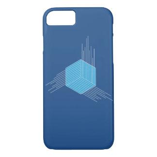 Polygon-Hexagon iPhone 7 Hülle
