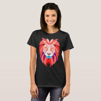Polygon-Löwe-Shirt T-Shirt