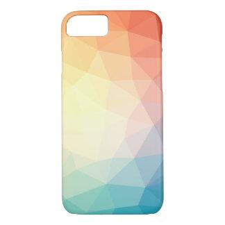 Polygon-Muster - Telefon-Kasten iPhone 7 Hülle