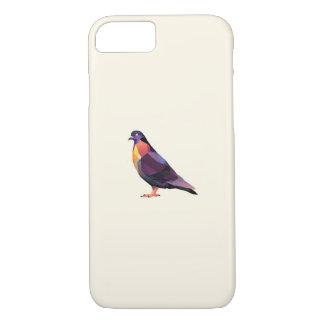 Polygon-Taube für iPhone 6 kaum dort Fall iPhone 7 Hülle