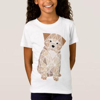 Polygon-Welpe T-Shirt