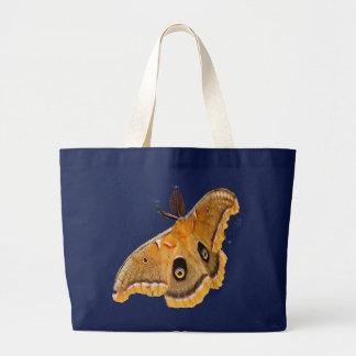 Polyphemus Motte Jumbo Stoffbeutel