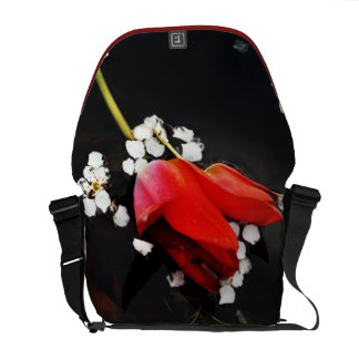 Pondering Thoughts of You Messanger Bag Messenger Bags