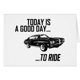 "Pontiac 1970 GTO 455"" RICHTER "" Karte"