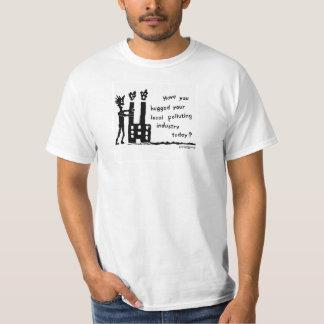 poopy haben Sie Sie umarmter T - Shirt