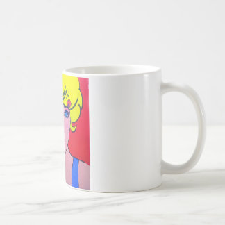 Pop art Bérénice Tasse