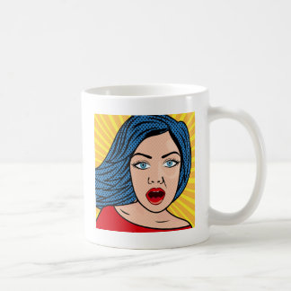 pop art design tasse