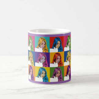 Pop Art Tasse