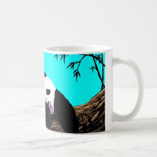 Popkunst-Tierentwürfe Tasse