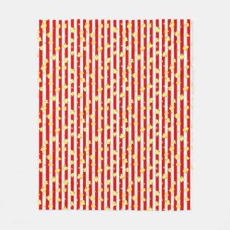Poppin Mais-Wurfs-Decke Fleecedecke