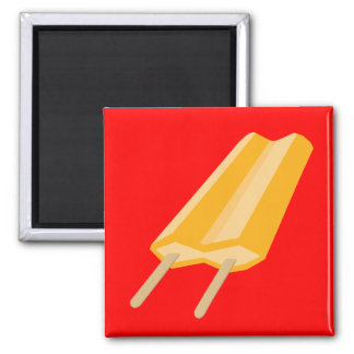 Popsicle-Magnet Quadratischer Magnet