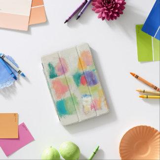 Popsicles-horizontaler abstrakter Steindruck iPad Mini Hülle