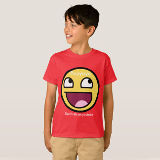 popyoyo emoji Shirtmedium (rot) T-Shirt