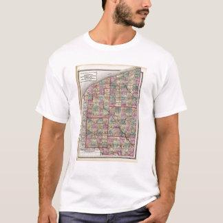 Portage und Trumbull Landkreise T-Shirt