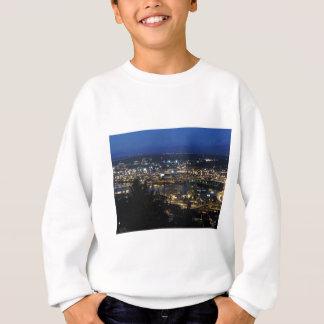 Portland an der Dämmerung Sweatshirt