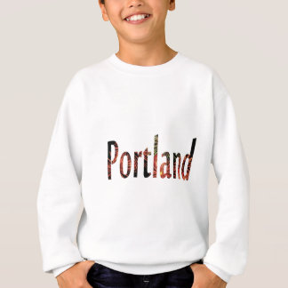 Portland-Feuerwerk Sweatshirt