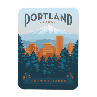 Portland ODER Flexibler Magnet