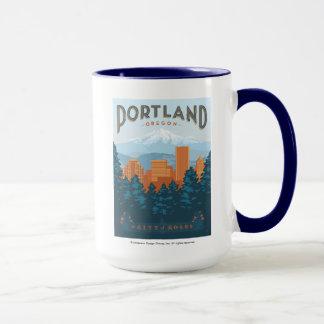 Portland ODER Tasse
