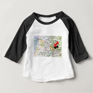 Portland, Oregon Baby T-shirt