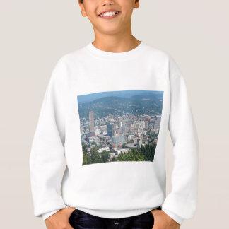 Portland-Skyline Sweatshirt