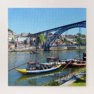 Porto in Portugal Puzzle
