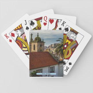 Porto, Portugal Spielkarten
