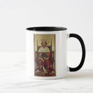 Porträt Richard II 'das Westminster Portrait Tasse