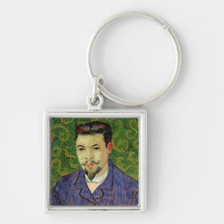Porträt Vincent van Goghs | von Dr. Felix Rey, Schlüsselanhänger