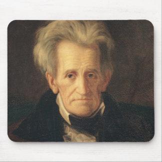 Porträt von Andrew Jackson Mauspads