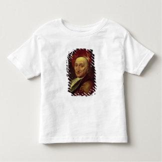 Porträt von Bernard Le Bovier Kleinkinder T-shirt