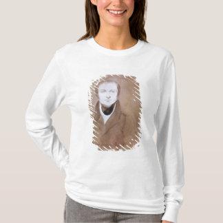 Porträt von erweitern sich Merimee T-Shirt