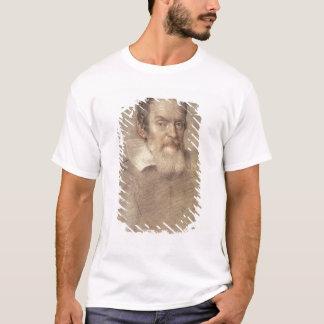 Porträt von Galileo Galilei-Astronomen T-Shirt