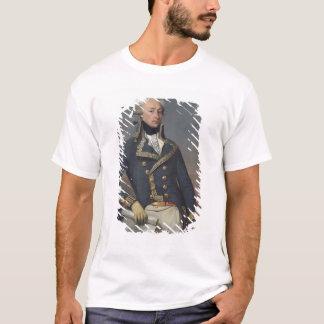Porträt von Gilbert Motier als Leutnant T-Shirt