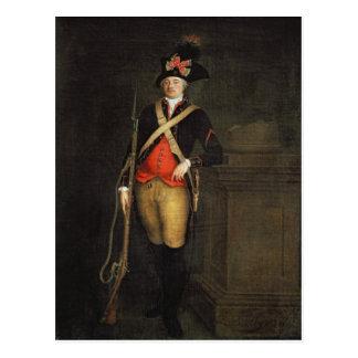 Porträt von Louis-Philippe-Joseph d'Orleans Postkarte