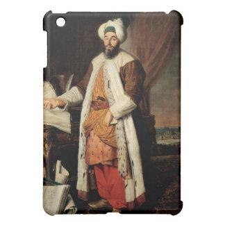 Porträt von Pasha Mehmed sagte iPad Mini Hülle