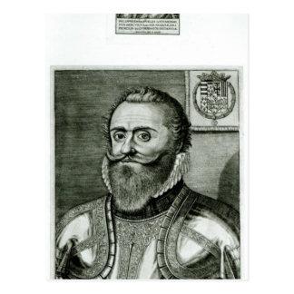 Porträt von Philippe-Emmanuel De Lothringen Postkarte
