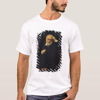 Porträt von Victor Hugo 1879 T-Shirt